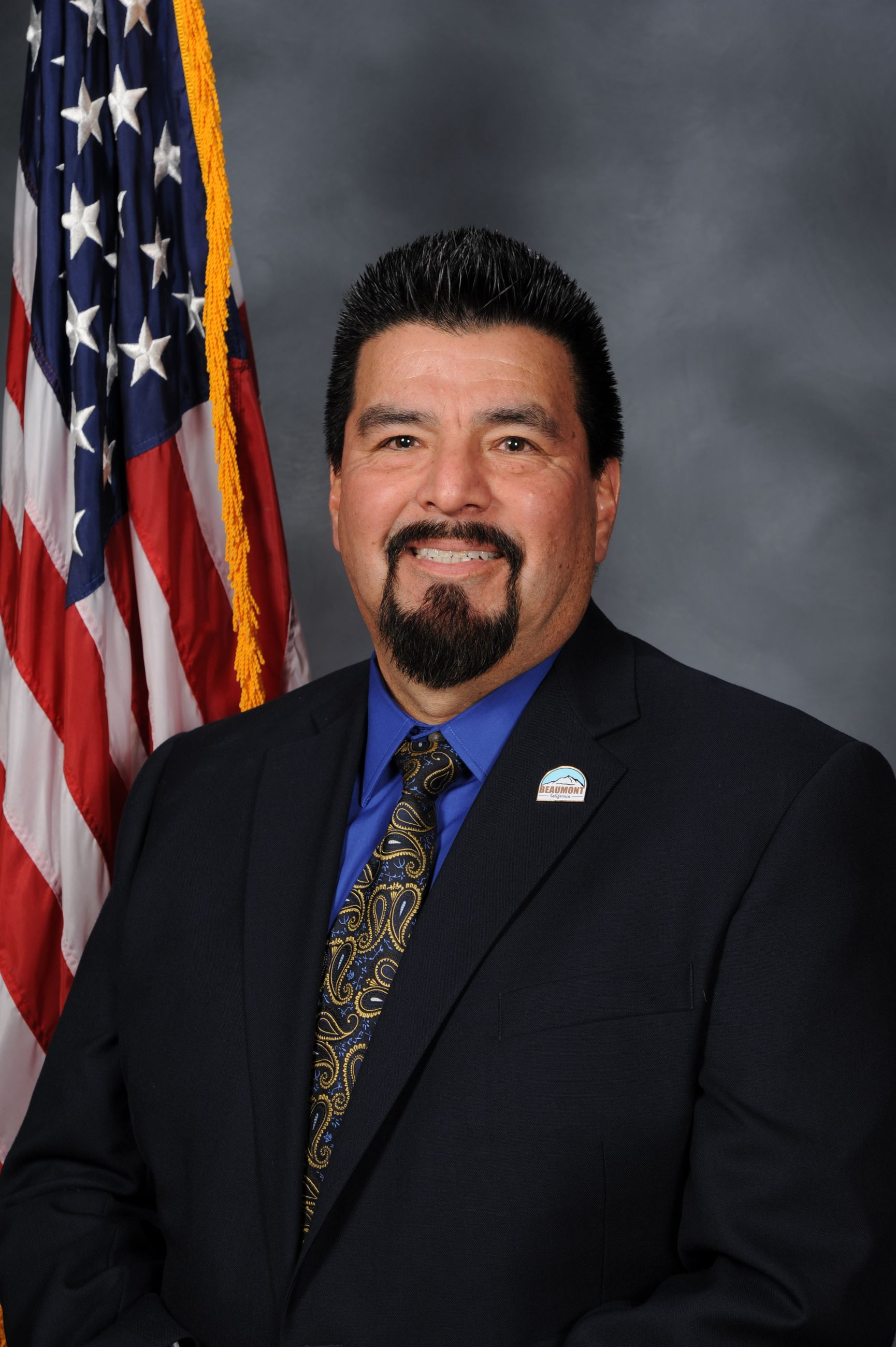 Photo of Councilmember Mike Lara