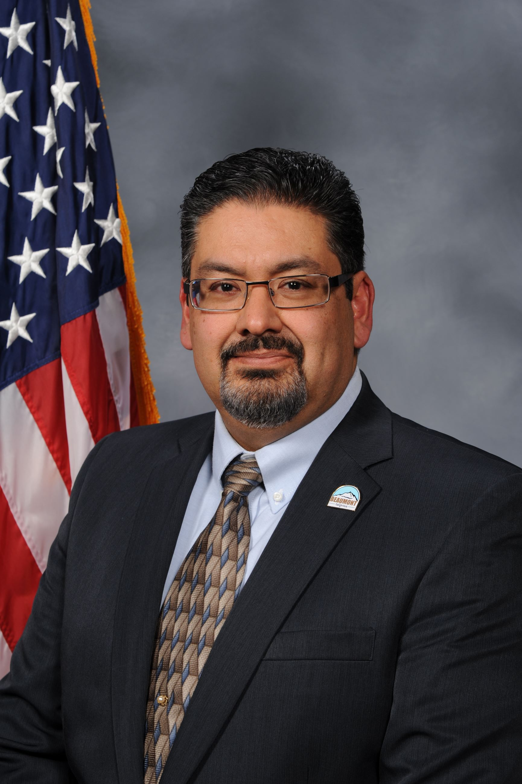 Photo of Councilmember Julio Martinez III